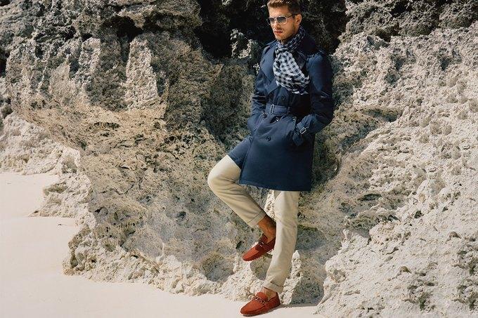 Вышли новые лукбуки Burberry, Fred Perry и Louis Vuitton. Изображение № 19.