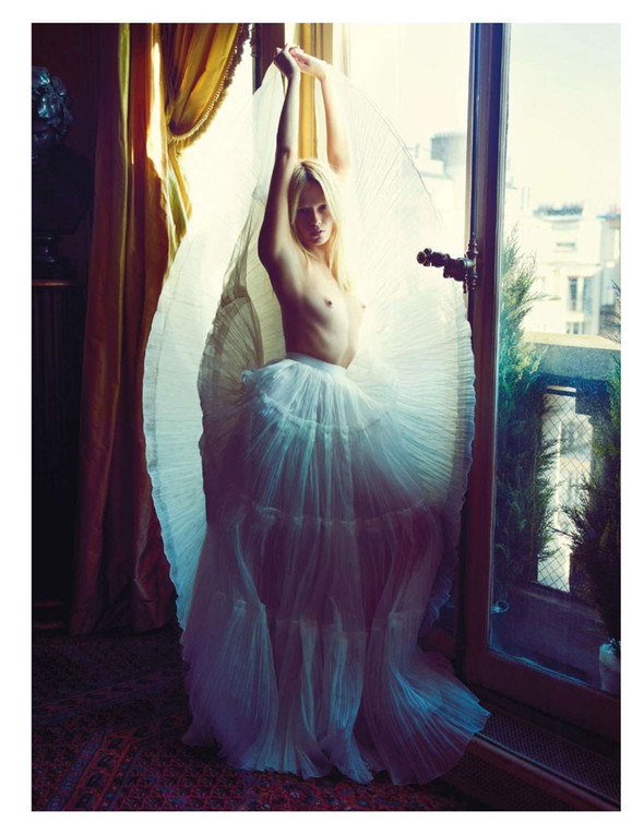 Съемки: Vogue, Numero, Tush и другие. Изображение №8.