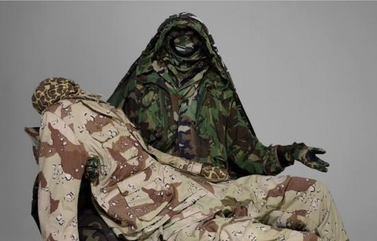 Изображение 9. Recycling Clothing Art.. Изображение № 9.