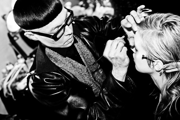 Неделя моды в Нью-Йорке: Репортаж. Изображение №65.