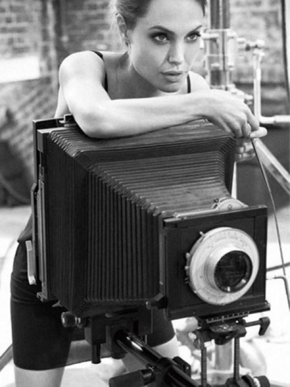 Знаменитости с фотокамерой. Изображение № 8.