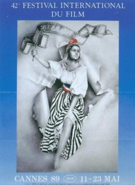 Изображение 42. Постеры: История Каннского кинофестиваля в плакатах.. Изображение № 23.