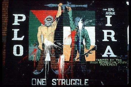 Граффити Ольстера. Изображение № 38.