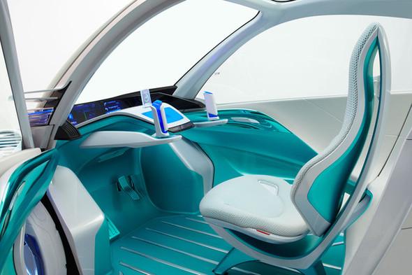 Концепт электрокара для города - Honda Micro Commuter. Изображение № 4.