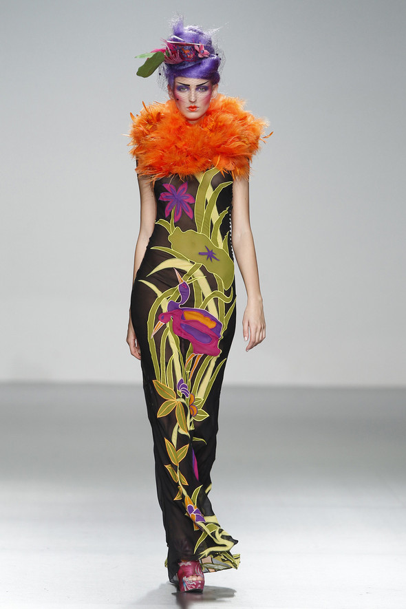 Madrid Fashion Week A/W 2012: Elisa Palomino. Изображение № 17.