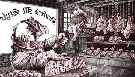 ВЫЗЫВАЮЩИЕ РАБОТЫ «ТРЁХ МУШКЕТЁРОВ». Изображение № 49.