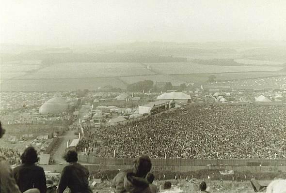 1970 год. Вид с Desolation Hill,. Изображение № 1.