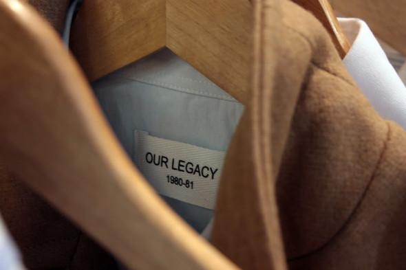 Our Legacy - наследие минуших лет. Изображение № 3.