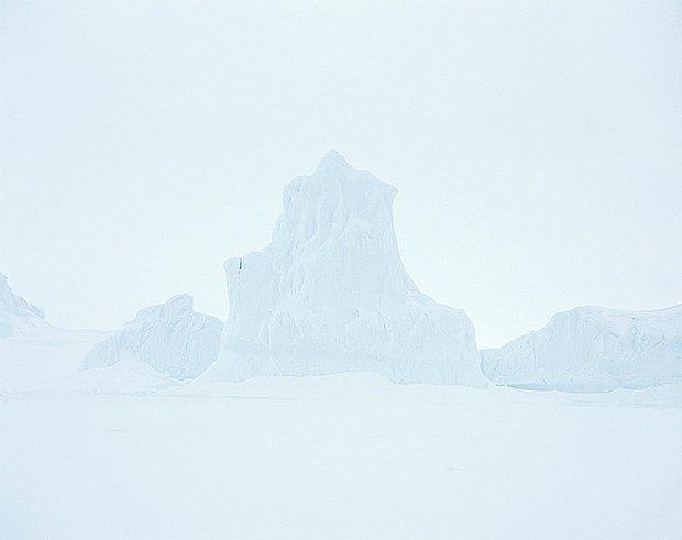 Молчаливые пейзажи Антарктиды . Изображение № 3.