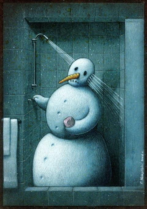 Изображение 23. Карикатурист Pawel Kuczynski.. Изображение № 23.