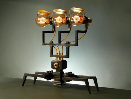 Стимпанк лампы отФранка Бухвальда. Изображение № 10.