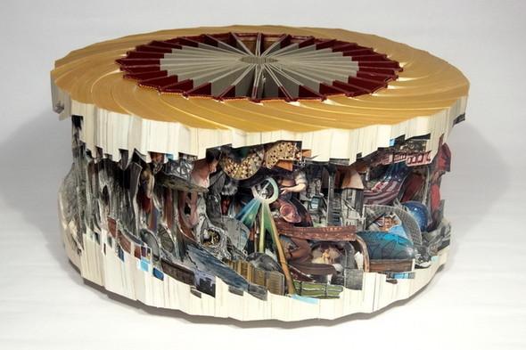 Современное оригами: 7 художников, работающих с бумагой. Изображение № 36.