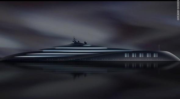 Самая большая в мире яхта. Изображение № 3.
