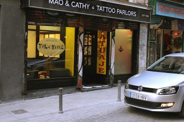 Изображение 43. На полруки: о татуировках в Мадриде.. Изображение № 81.