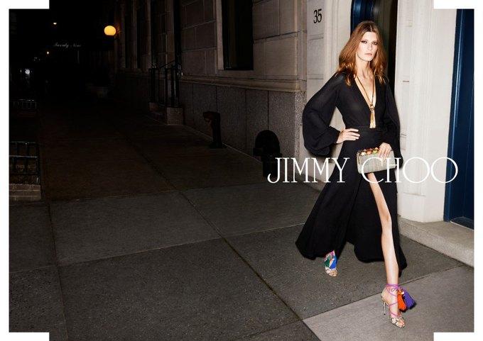 Balenciaga, Jill Stuart и Loewe показали новые кампании. Изображение № 18.