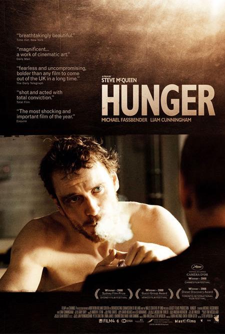 Афиша фильма «Голод», 2008 год. Изображение № 4.