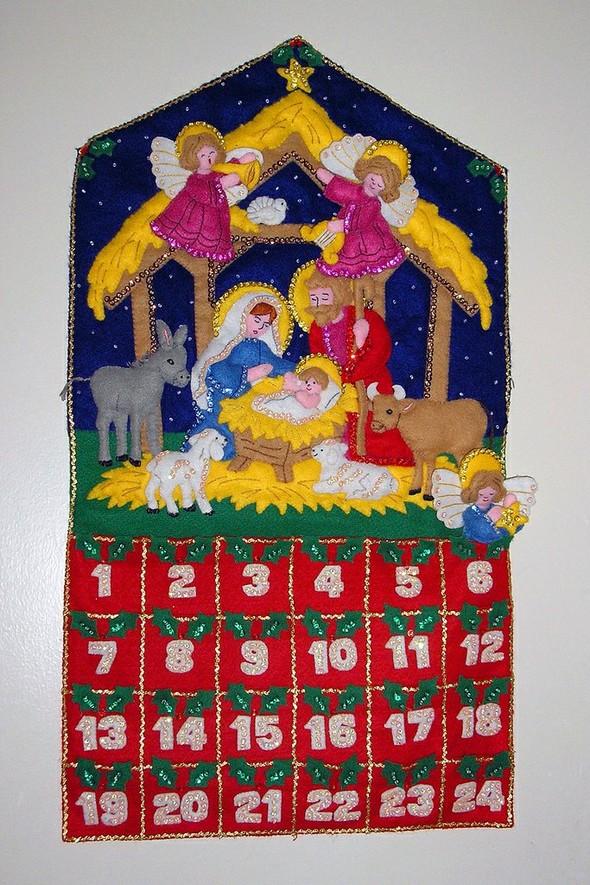Рождественский календарь. Изображение № 11.
