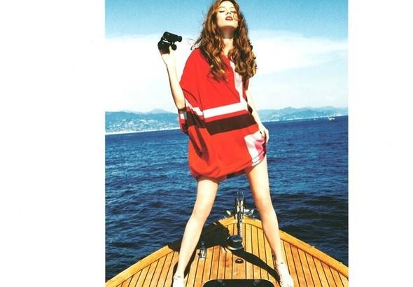 Кампания: Моника Ягачак и Эллен фон Унверт для Dior Cruise 2012. Изображение № 23.