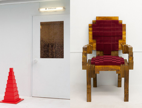 Дизайн-дайджест: Календарь Lavazza, проект Ранкина и Херста и выставка фотографа Louis Vuitton. Изображение № 85.