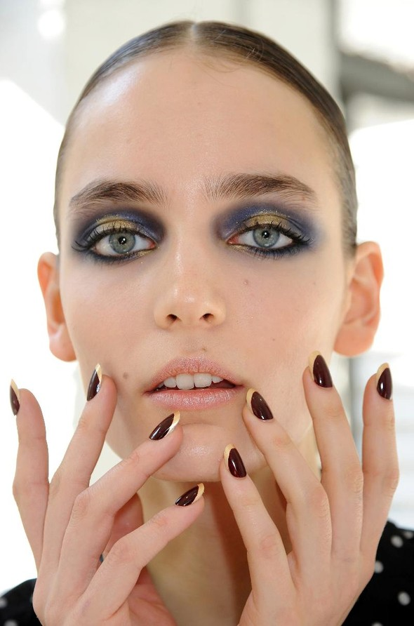 Fashion week: The nails for spring 2012. Изображение № 27.