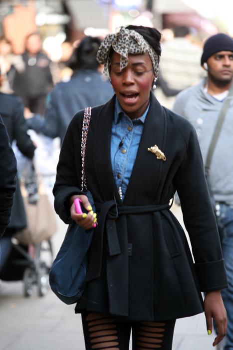 Street fashion Англия. Изображение № 5.