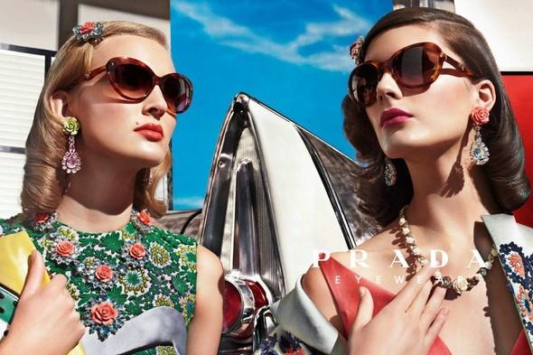 Кампания: Prada SS 2012. Изображение № 14.