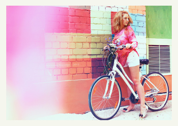 VELOVE. Любовь, Девушки, Велосипеды.. Изображение № 5.
