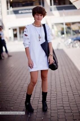 Фотография из блога Stockholm Street Style. Изображение № 30.