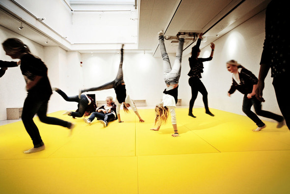 Экспериментальная школа в Стокгольме. Изображение № 4.
