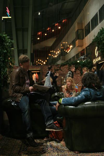 Отдыхающие на стенде Campus. Изображение № 3.