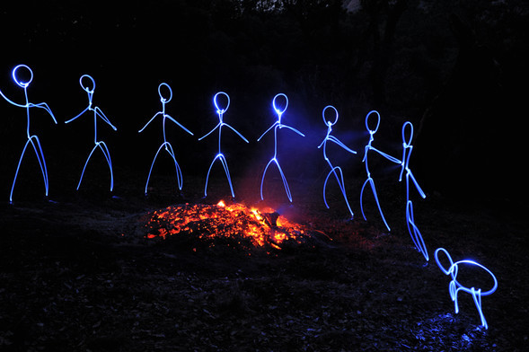 Light Painting by Christopher Hibbert. Изображение № 26.