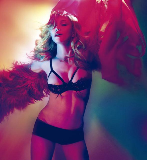 Мадонна (Madonna) Фотосессия для альбома MDNA (2012). Изображение № 2.
