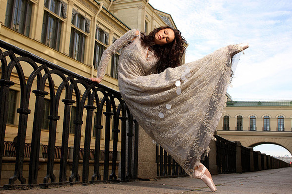 Фотография и балет. Изображение № 14.