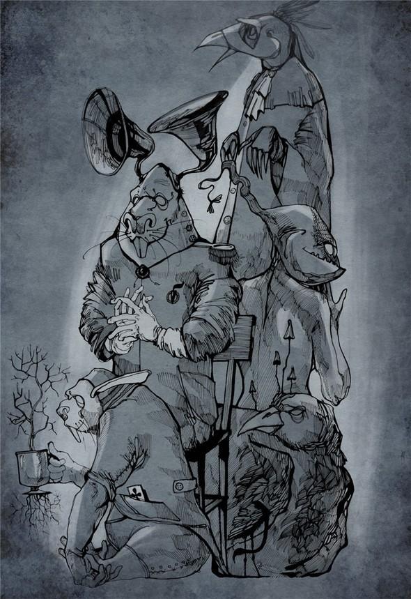 Виктор Миллер Гауса. Изображение № 4.