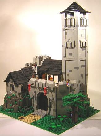 48 креативных LEGO творений. Изображение № 42.
