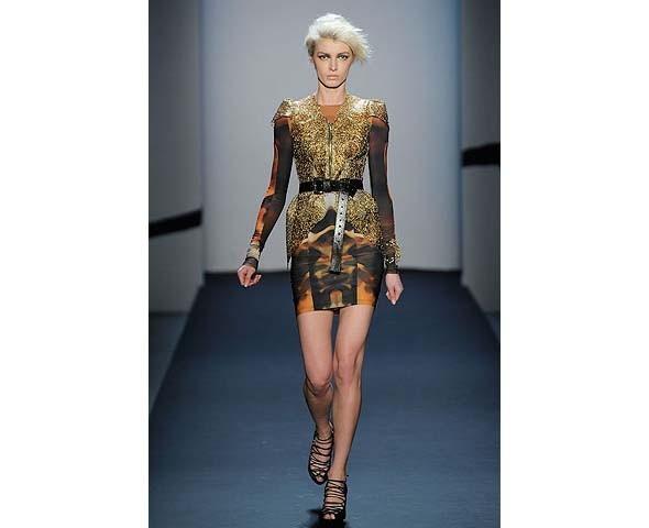 Неделя моды в Нью-Йорке: второй день. Изображение № 155.