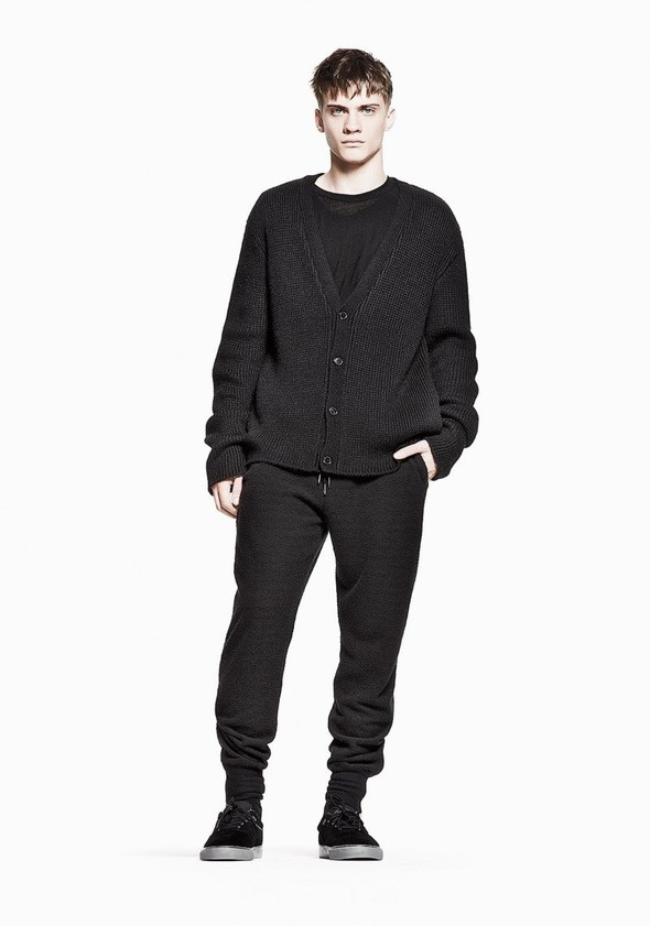 Лукбук: T by Alexander Wang FW 2011 Menswear. Изображение № 4.