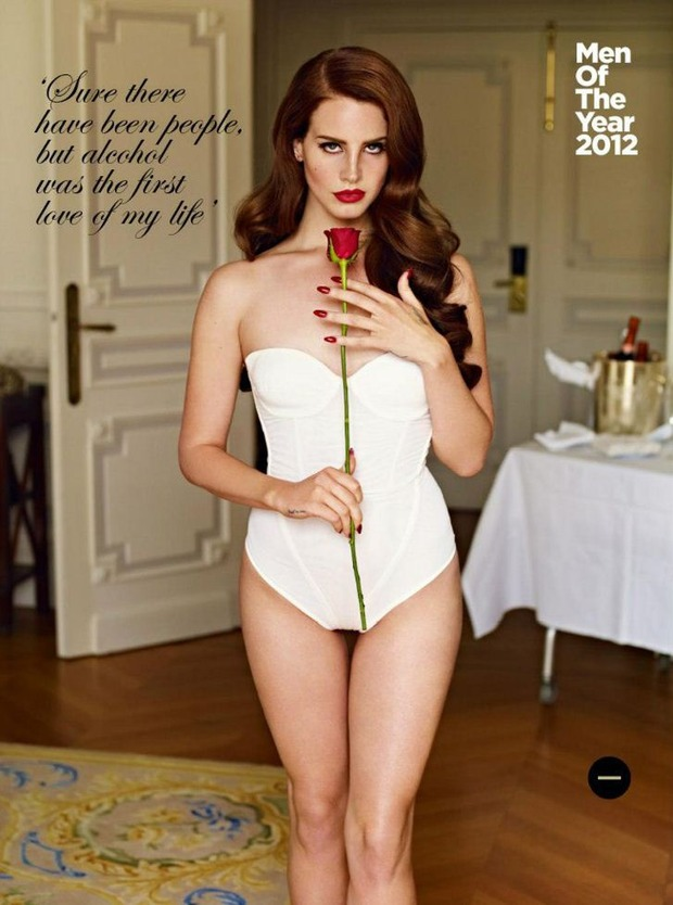 Lana Del Rey - женщина года. Изображение № 13.