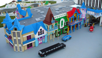 Изображение 6. Lego art: Люди, продолжающие играть.. Изображение № 6.