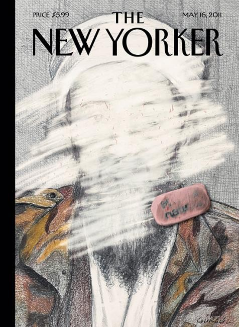 Самые красивые обложки журналов в 2011 году. Изображение № 65.