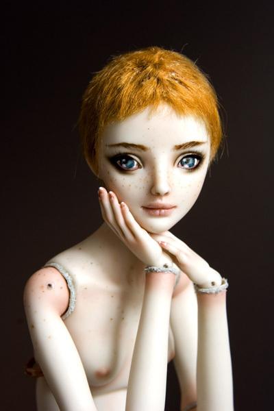 «Живые» куклы Марины Бычковой. Изображение № 14.