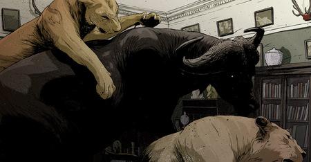 Чернильно-кофейные призраки Мэтью Вудсона. Изображение № 19.