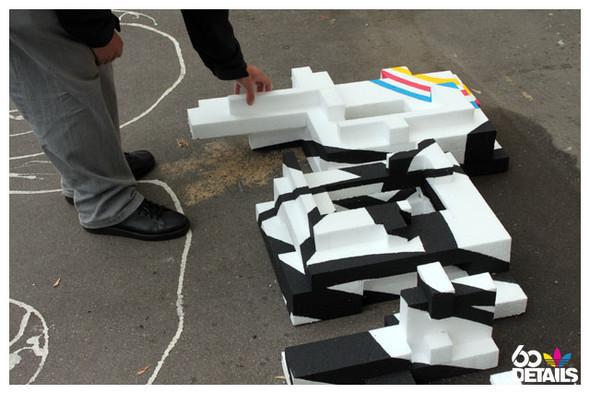 3D sculpture artist: OnePoint (process). Изображение № 3.