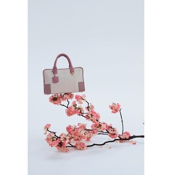 Изображение 10. Лукбук: Loewe Cherry Blossom.. Изображение № 10.
