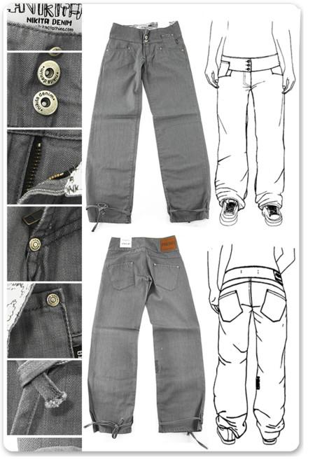 Nikita Jeans fallwinter 08. Изображение № 6.