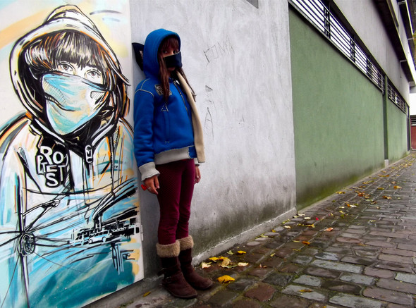 Алиса в Париже. Изображение № 14.