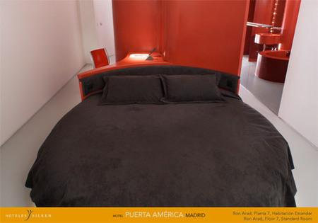 Hotel Puerta America Madrid. Изображение № 13.