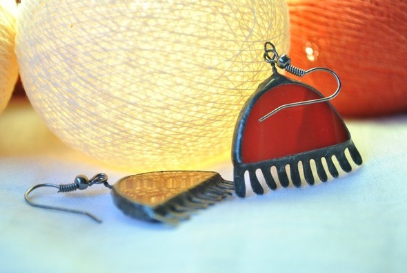 LookBook украшения из стекла. Изображение № 2.