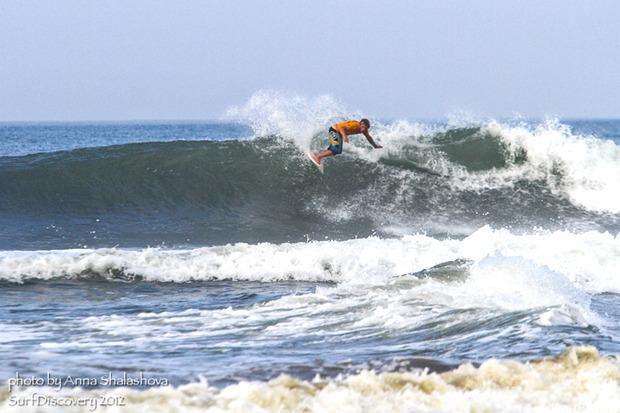 Результаты российских соревнований по серфингу Surf Jam Bali 2012. Изображение № 10.