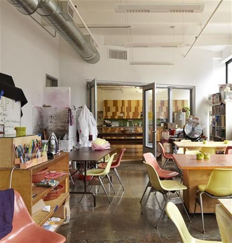 Изображение 80. 23 офиса, работать в которых - одно удовольствие.. Изображение № 56.